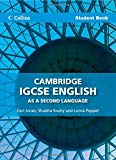 Book Cover Cambridge IGCSE English as a Second Language Student Book (Collins IGCSE English as a Second Langua)