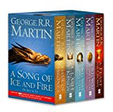 Book Cover A Game of Thrones: A Song of Ice and Fire, Vol. 1-4: A Game of Thrones / A Clash of Kings / A Storm of Swords: Steel and Snow / A Storm of Swords: Blood and Gold