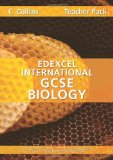 Book Cover Biology Teacher Pack: Edexcel International GCSE (Collins International GCSE)