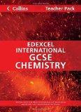 Book Cover Chemistry Teacher Pack: Edexcel International GCSE (Collins International GCSE)