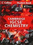 Book Cover Collins Igcse Chemistry: Cambridge International Examinations. Student Book (Collins Cambridge IGCSE)