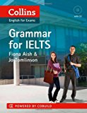 Book Cover Grammar for IELTS (Collins English for Exams)
