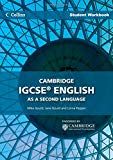 Book Cover Cambridge IGCSE English as a Second Language Student Workbook (Collins IGCSE English as a Second Langua)