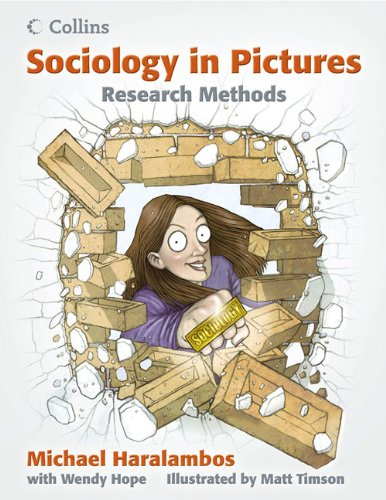 Book Cover delete Research Methods (Sociology in Pictures)
