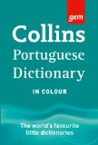 Book Cover Collins Gem: Collins Gem Portuguese Dictionary (Portuguese and English Edition)