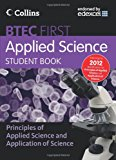 Book Cover New BTEC Applied Science: Student Book: Principles of Applied Science & Application of Science