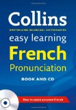 Book Cover French Pronunciation (Collins Easy Learning French) (French and English Edition)