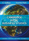 Book Cover Cambridge IGCSE ® Business Studies Teacher Resource Pack (Collins IGCSE Business Studies)