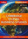 Book Cover Cambridge O Level Business Studies Student Book: Cambridge O Level Business Studies Student Book (Collins Cambridge O Level)