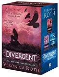 Book Cover Divergent Series Boxed Set Divergent; Insurgent; Allegiant