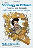 Book Cover Sociology in Pictures: Theories and Concepts: Self-Study and Teacher's Guide