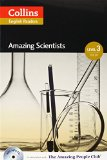 Book Cover Collins Elt Readers — Amazing Scientists (Level 3) (Collins English Readers)