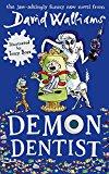 Book Cover Demon Dentist