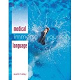 Book Cover Medical Language: Immerse Yourself- Text Only