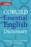 Book Cover COBUILD Essential English Dictionary (Collins Cobuild Dictionaries for Learners)