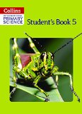 Book Cover Collins International Primary Science - Student's Book 5