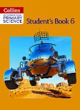 Book Cover Collins International Primary Science - Student's Book 6