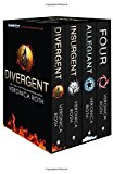 Book Cover Divergent Series Boxed Set (Plus World of Divergent)