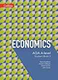 Book Cover AQA A-Level Economics — Student Book 2