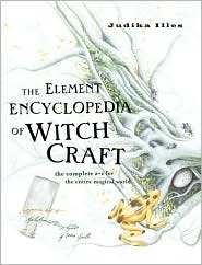 Book Cover Element Encyclopedia Of Witchcraft