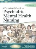 Book Cover Foundations of Psychiatric Mental Health Nursing: A Clinical Approach - Textbook Only