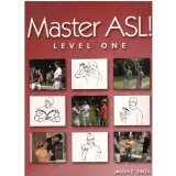 Book Cover Master ASL - Level One (with DVD)