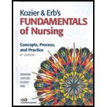 Book Cover Kozier and Erb's Fundamentals of Nursing: Concepts, Process, and Practice - Textbook ONLY