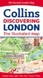 Book Cover Collins Discovering London: The Illustrated Map