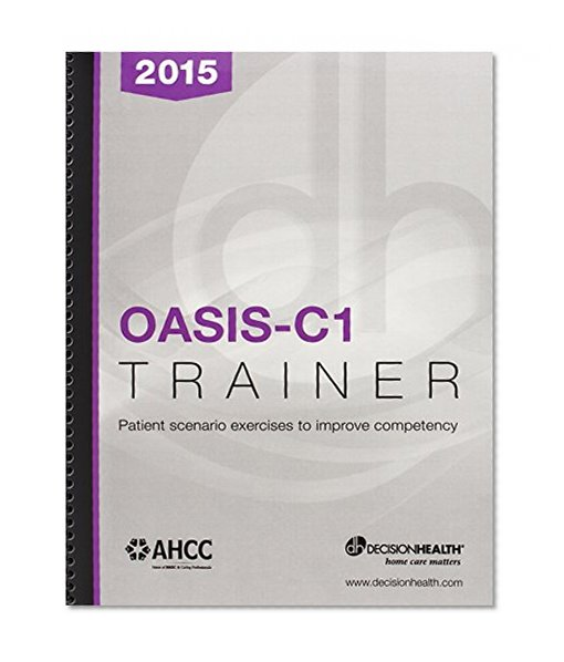 Book Cover Oasis-C Trainer 2015