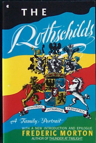Book Cover The ROTHSCHILDS A FAMILY PORTRAIT
