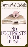 Book Cover NO FOOTPRINTS IN THE BUSH (Scribner Crime Classics)