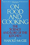 Book Cover On Food And Cooking:  The Science and Lore of the Kitchen