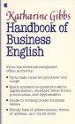 Book Cover Katharine Gibbs Handbook of Business English