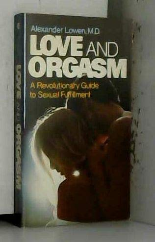 Book Cover Love and Orgasm