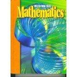 Book Cover McGraw Hill Mathematics (Grade 3)