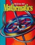 Book Cover McGraw Hill Mathematics: Grade 5, California Edition