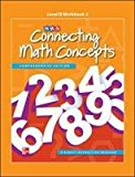 Book Cover Connecting Math Concepts Level B, Workbook 2