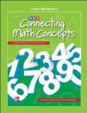 Book Cover Connecting Math Concepts Level C: Workbook 2