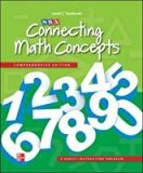 Book Cover Connecting Math Concepts Level C, Student Textbook