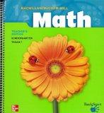 Book Cover Macmillan/McGraw-Hill Math, Grade K, Pupil Edition (Consumable) (MMGH MATHEMATICS)