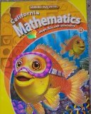 Book Cover California Mathematics Student Text Grade K (Concepts, Skills, and Problem Solving, Volume 2)