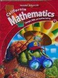 Book Cover Macmillan McGraw-Hill California Mathematics: Concepts, Skills, and Problem Solving (Vol. 2)