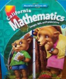 Book Cover California Mathematics Grade 2 (Volume 2)
