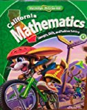 Book Cover California Mathematics Grade 4 (Student Edition: Concepts, Skills, and Problem Solving)
