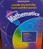 Book Cover Hands-On Activity Tools and Resources Grade 5 (California Mathematics, Math Connects)