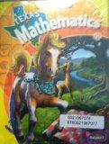 Book Cover MACMILLIAN-MCGRAW HILL TEXAS MATHEMATICS GRADE K SET