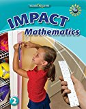 Book Cover Math Connects, Grade 2, IMPACT Mathematics, Student Edition