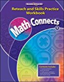 Book Cover Math Concepts Grade 5, Reteach and Skills Practice Workbook (ELEMENTARY MATH CONNECTS)