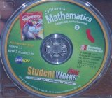 Book Cover California Mathematics Student Works Plus, Grade 3 (Concepts, Skills, and Problem Solving, 2 Disc Set)