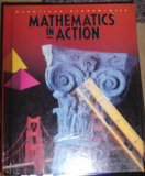Book Cover Mathematics In Action 6th Grade